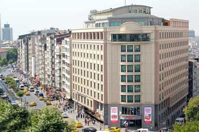 Ramada Plaza By Wyndham İstanbul City Center